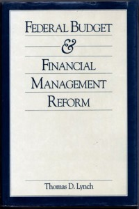 Federal budget & and financial management reform