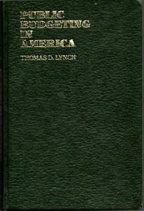 Public Budgetin in America